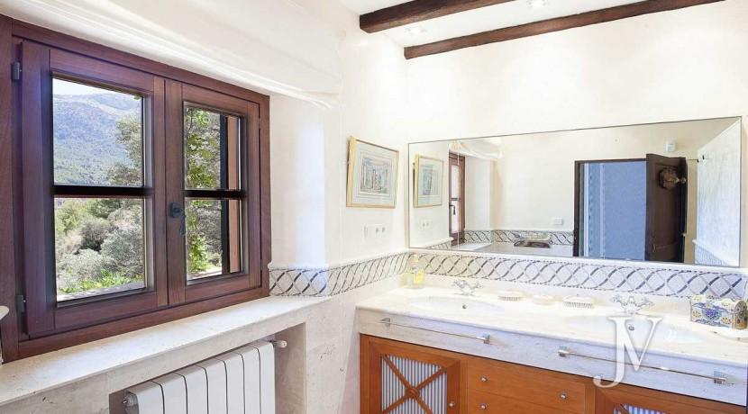Mallorca - Deiá (Islas Baleares)- Vistas al Mar. Villa de 7 dormitorios con 30.000m2 de parcela 20