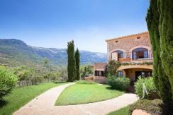 Mallorca - Deiá (Islas Baleares)- Vistas al Mar. Villa de 7 dormitorios con 30.000m2 de parcela 21