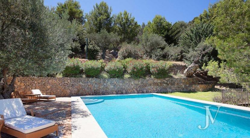 Mallorca - Deiá (Islas Baleares)- Vistas al Mar. Villa de 7 dormitorios con 30.000m2 de parcela 22