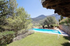 Mallorca - Deiá (Islas Baleares)- Vistas al Mar. Villa de 7 dormitorios con 30.000m2 de parcela 23