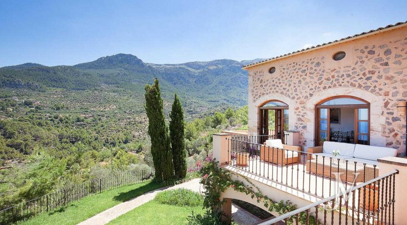 Mallorca - Deiá (Islas Baleares)- Vistas al Mar. Villa de 7 dormitorios con 30.000m2 de parcela 3