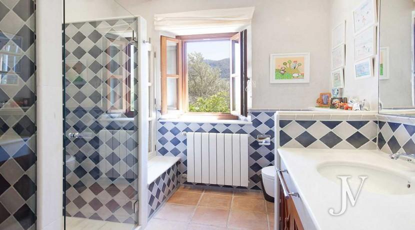 Mallorca - Deiá (Islas Baleares)- Vistas al Mar. Villa de 7 dormitorios con 30.000m2 de parcela 30