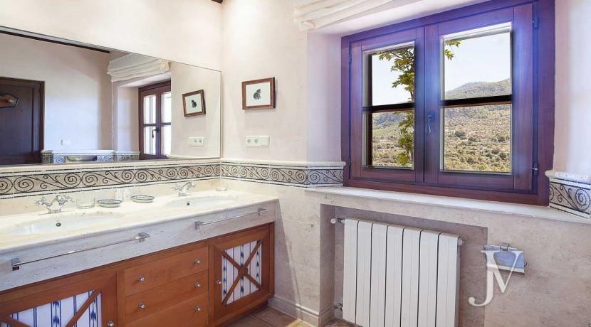 Mallorca - Deiá (Islas Baleares)- Vistas al Mar. Villa de 7 dormitorios con 30.000m2 de parcela 31