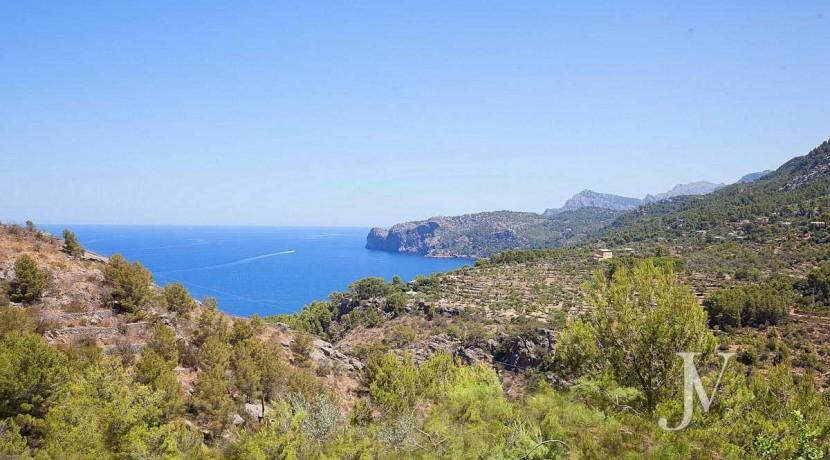 Mallorca - Deiá (Islas Baleares)- Vistas al Mar. Villa de 7 dormitorios con 30.000m2 de parcela 38