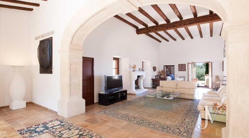 Mallorca - Deiá (Islas Baleares)- Vistas al Mar. Villa de 7 dormitorios con 30.000m2 de parcela 39