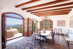 Mallorca - Deiá (Islas Baleares)- Vistas al Mar. Villa de 7 dormitorios con 30.000m2 de parcela 4