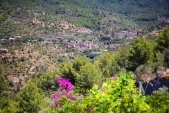 Mallorca - Deiá (Islas Baleares)- Vistas al Mar. Villa de 7 dormitorios con 30.000m2 de parcela 40