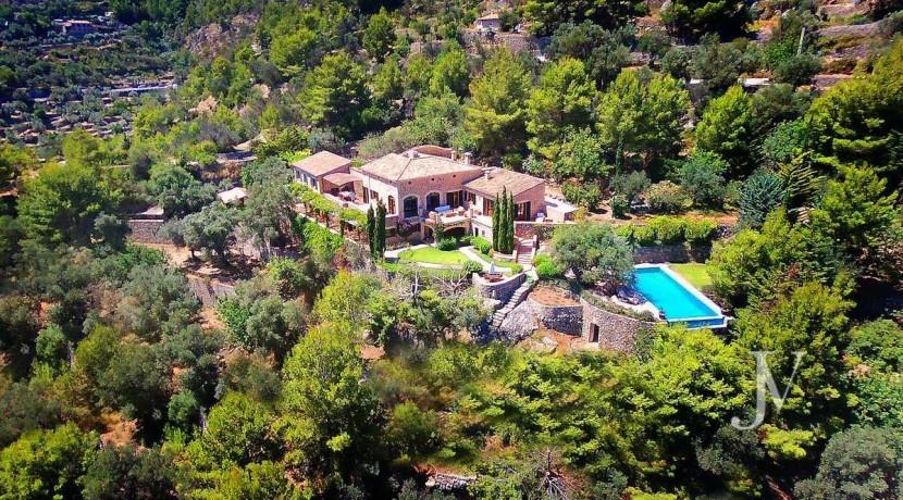 Mallorca - Deiá (Islas Baleares)- Vistas al Mar. Villa de 7 dormitorios con 30.000m2 de parcela 6
