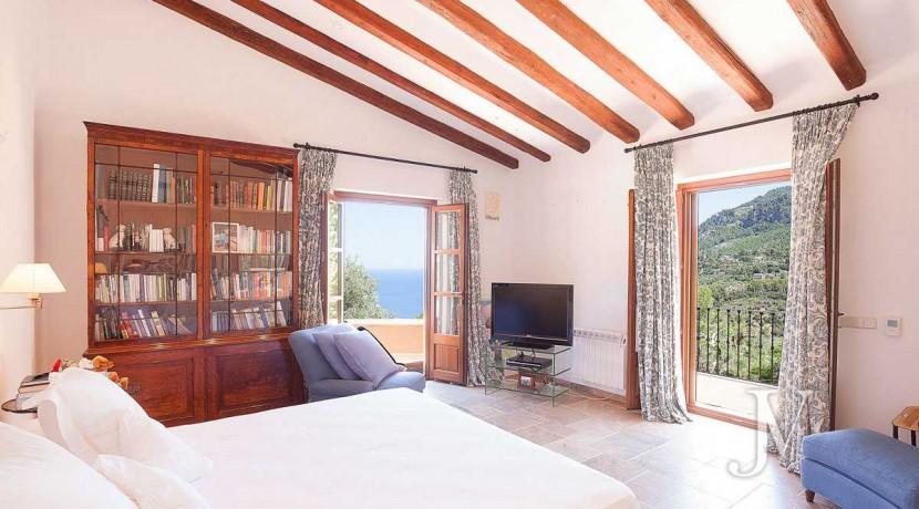 Mallorca - Deiá (Islas Baleares)- Vistas al Mar. Villa de 7 dormitorios con 30.000m2 de parcela 7