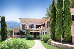 Mallorca - Deiá (Islas Baleares)- Vistas al Mar. Villa de 7 dormitorios con 30.000m2 de parcela 9