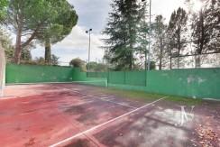 La Moraleja, 2.615m2 de parcela con vistas (una de las mejores de la urbanización), con vivienda, squash y paddle7