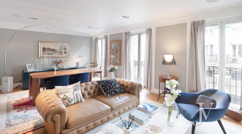 La mejor ubicación del Barrio de Salamanca, calidades de lujo, 2 dormitorios con 2 baños + aseo10