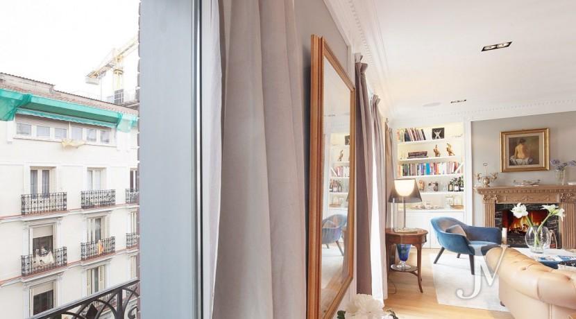 La mejor ubicación del Barrio de Salamanca, calidades de lujo, 2 dormitorios con 2 baños + aseo11