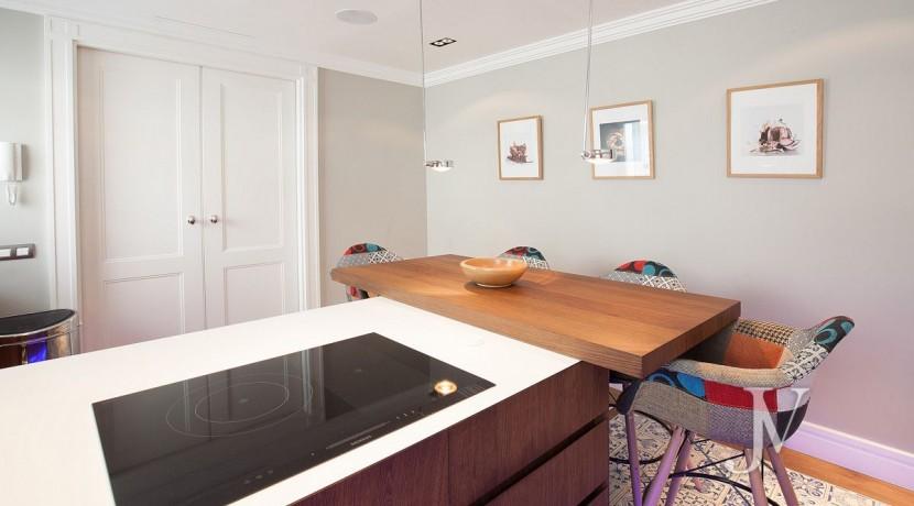 La mejor ubicación del Barrio de Salamanca, calidades de lujo, 2 dormitorios con 2 baños + aseo17