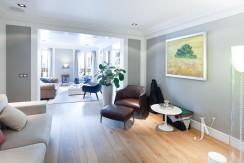La mejor ubicación del Barrio de Salamanca, calidades de lujo, 2 dormitorios con 2 baños + aseo20