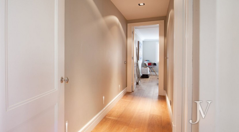 La mejor ubicación del Barrio de Salamanca, calidades de lujo, 2 dormitorios con 2 baños + aseo24