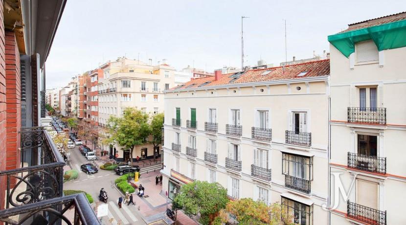 La mejor ubicación del Barrio de Salamanca, calidades de lujo, 2 dormitorios con 2 baños + aseo7
