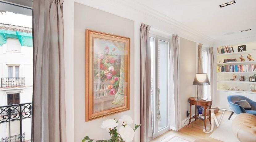 La mejor ubicación del Barrio de Salamanca, calidades de lujo, 2 dormitorios con 2 baños + aseo8
