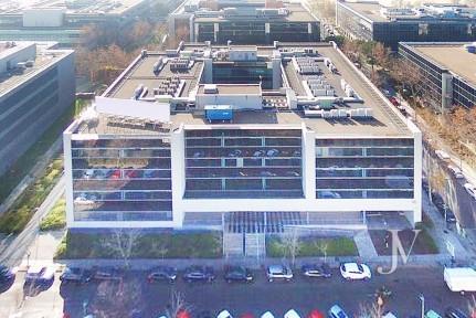 Edificio de oficinas en San Sebastián de los Reyes. 11.500m2 + 248 plazas de garaje
