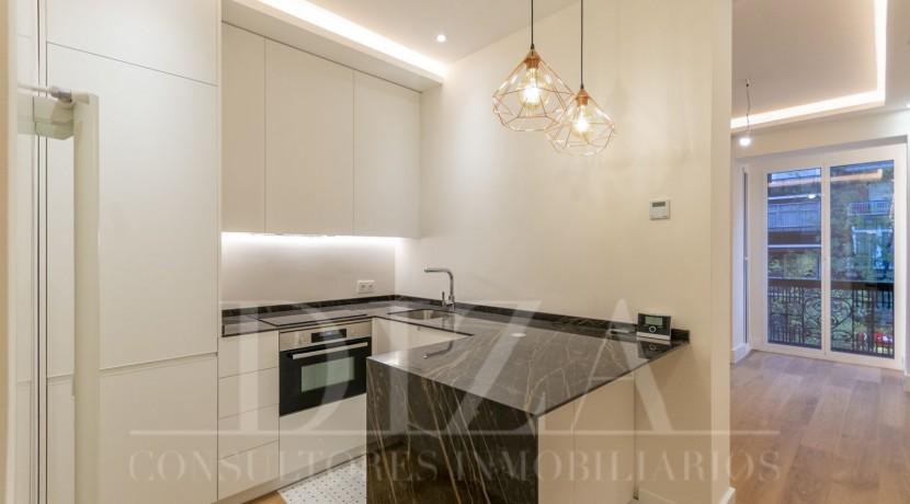 Barrio de Salamanca, 2 dormitorios con 2 baños a estrenar15