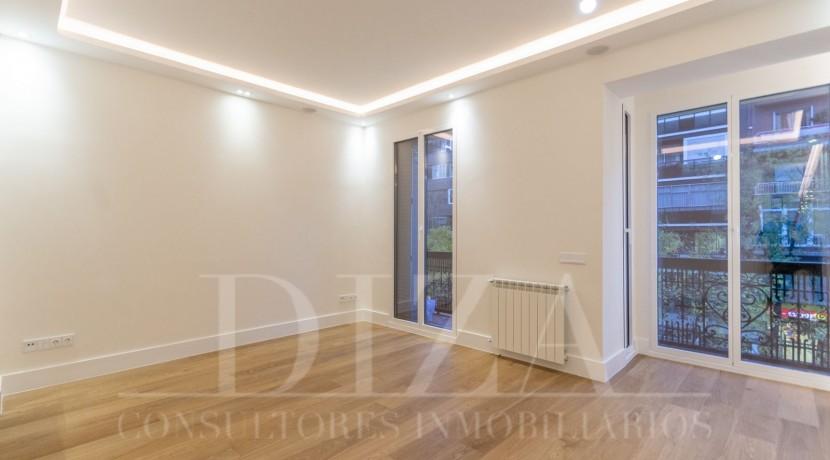 Barrio de Salamanca, 2 dormitorios con 2 baños a estrenar3