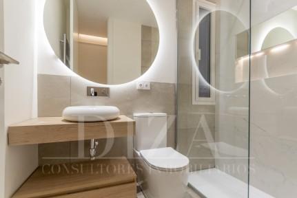Barrio de Salamanca, 2 dormitorios con 2 baños a estrenar