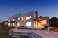 Casa Quemada, chalet moderno lindando con El Pardo, en parcela de 3.000m2 13