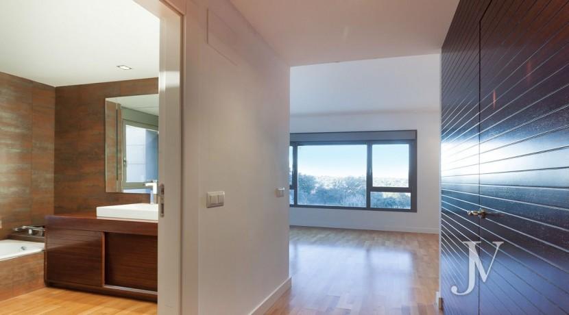 Casa Quemada, chalet moderno lindando con El Pardo, en parcela de 3.000m2 27