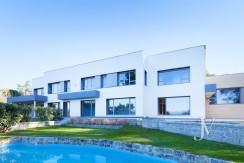 Casa Quemada, chalet moderno lindando con El Pardo, en parcela de 3.000m2 3