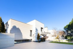 Casa Quemada, chalet moderno lindando con El Pardo, en parcela de 3.000m2 41