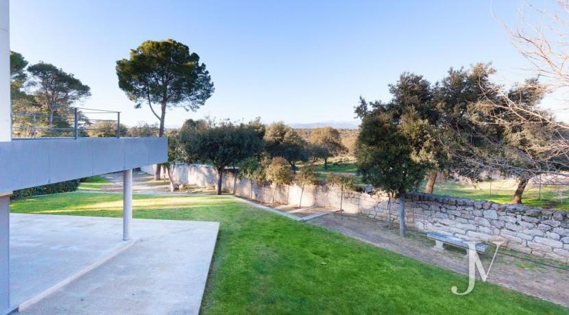 Casa Quemada, chalet moderno lindando con El Pardo, en parcela de 3.000m2 43