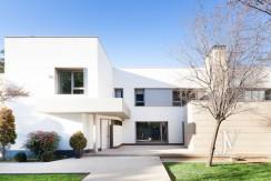 Casa Quemada, chalet moderno lindando con El Pardo, en parcela de 3.000m2 6