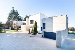 Casa Quemada, chalet moderno lindando con El Pardo, en parcela de 3.000m2 7