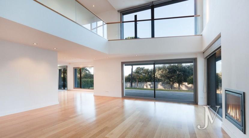 Casa Quemada, chalet moderno lindando con El Pardo, en parcela de 3.000m2 8