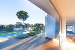 Casa Quemada, chalet moderno lindando con El Pardo, en parcela de 3.000m2 9