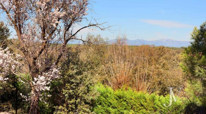 Las Encinas- chalet con vistas a la sierra en parcela de 10.000m2, posibilidad de llegar hasta 30.000m2 38