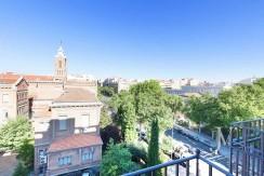 Almagro - Chamberí - Jose Abascal- 5 balcones a la calle, buenas vistas, 372m2 para reformar. 7