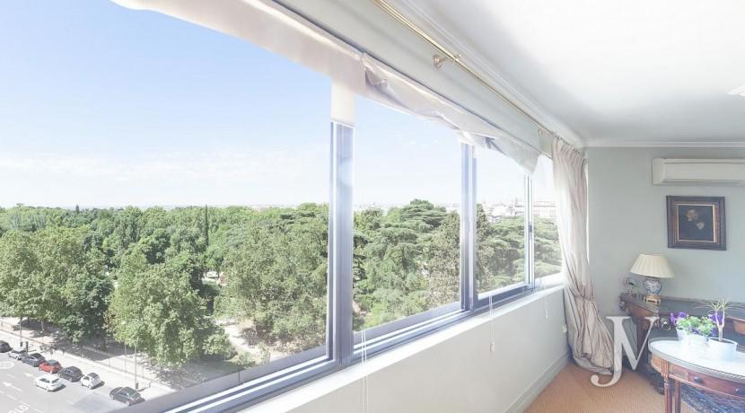 "Bº Salamanca, VISTAS RETIRO, ""Front Line"", 180m2, garaje y trastero 1"