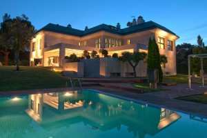 venta de casas de lujo en la moraleja