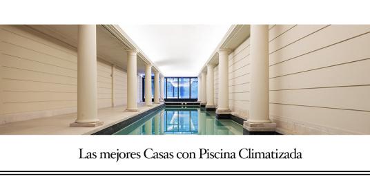 casas piscina privada