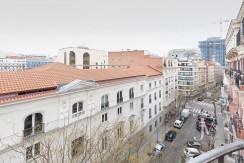 Calle Fortuny, alquiler de apartamento con garaje en edificio representativo 10
