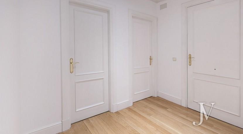 Calle Fortuny, alquiler de apartamento con garaje en edificio representativo 12