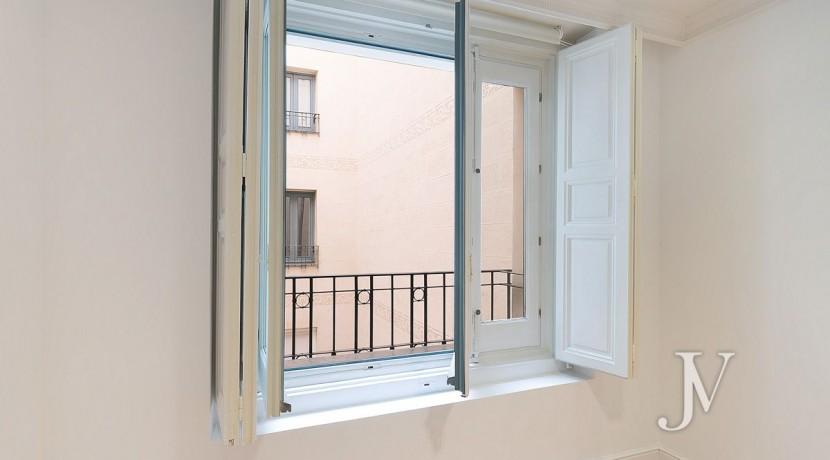 Calle Fortuny, alquiler de apartamento con garaje en edificio representativo 16