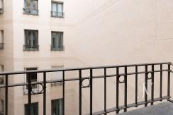Calle Fortuny, alquiler de apartamento con garaje en edificio representativo 17