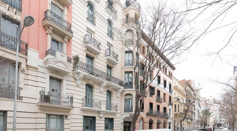 Calle Fortuny, alquiler de apartamento con garaje en edificio representativo 4