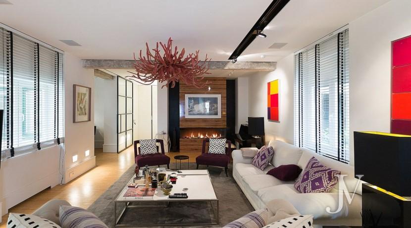 ALMAGRO con vistas, 2 dormitorios + dormitorio de servicio, calidades premium, edificio clásico 1