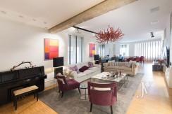 ALMAGRO con vistas, 2 dormitorios + dormitorio de servicio, calidades premium, edificio clásico 10