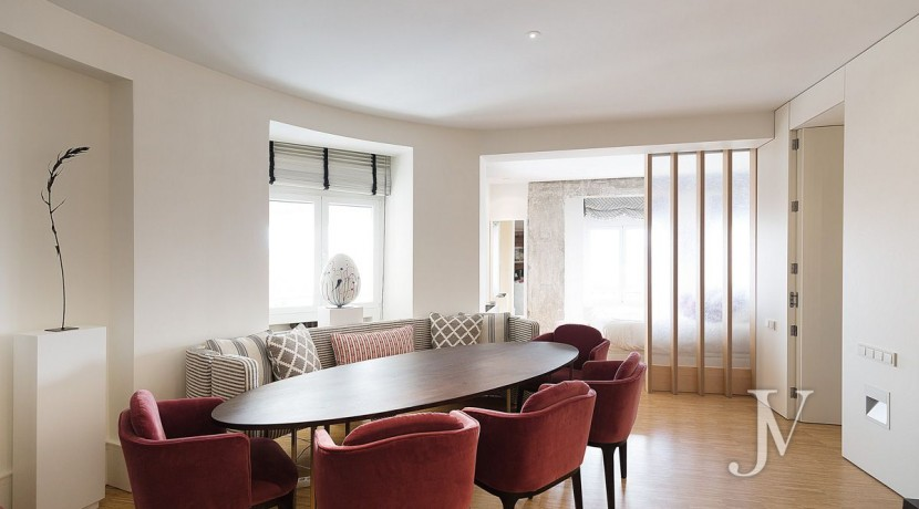 ALMAGRO con vistas, 2 dormitorios + dormitorio de servicio, calidades premium, edificio clásico 11