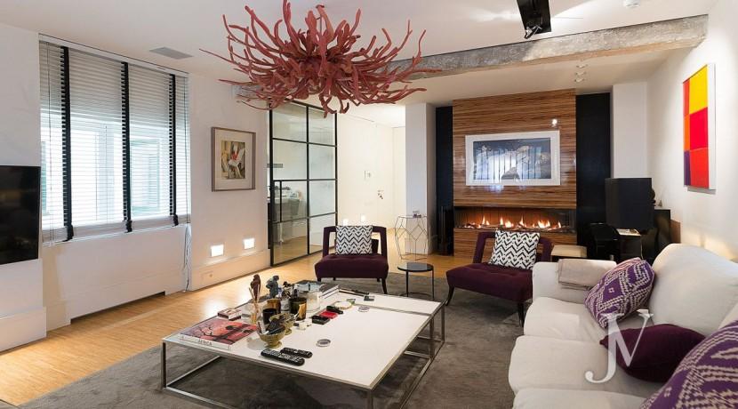 ALMAGRO con vistas, 2 dormitorios + dormitorio de servicio, calidades premium, edificio clásico 12