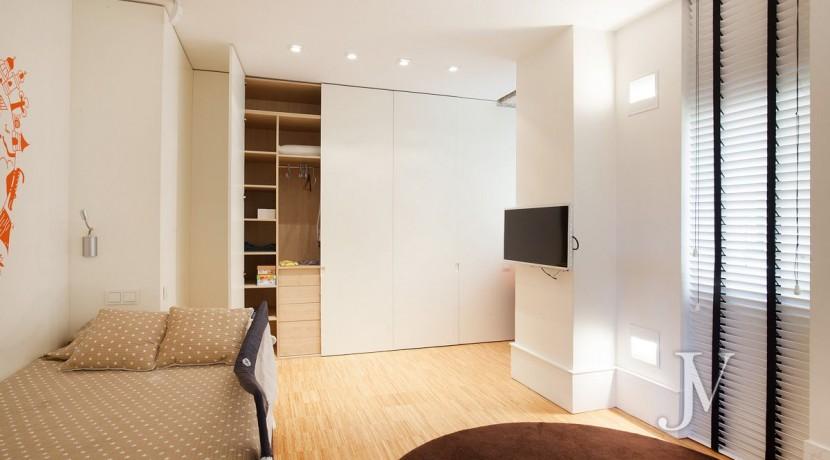 ALMAGRO con vistas, 2 dormitorios + dormitorio de servicio, calidades premium, edificio clásico 14